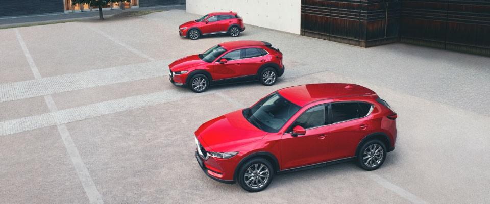 Jahresendbonus bei Mazda