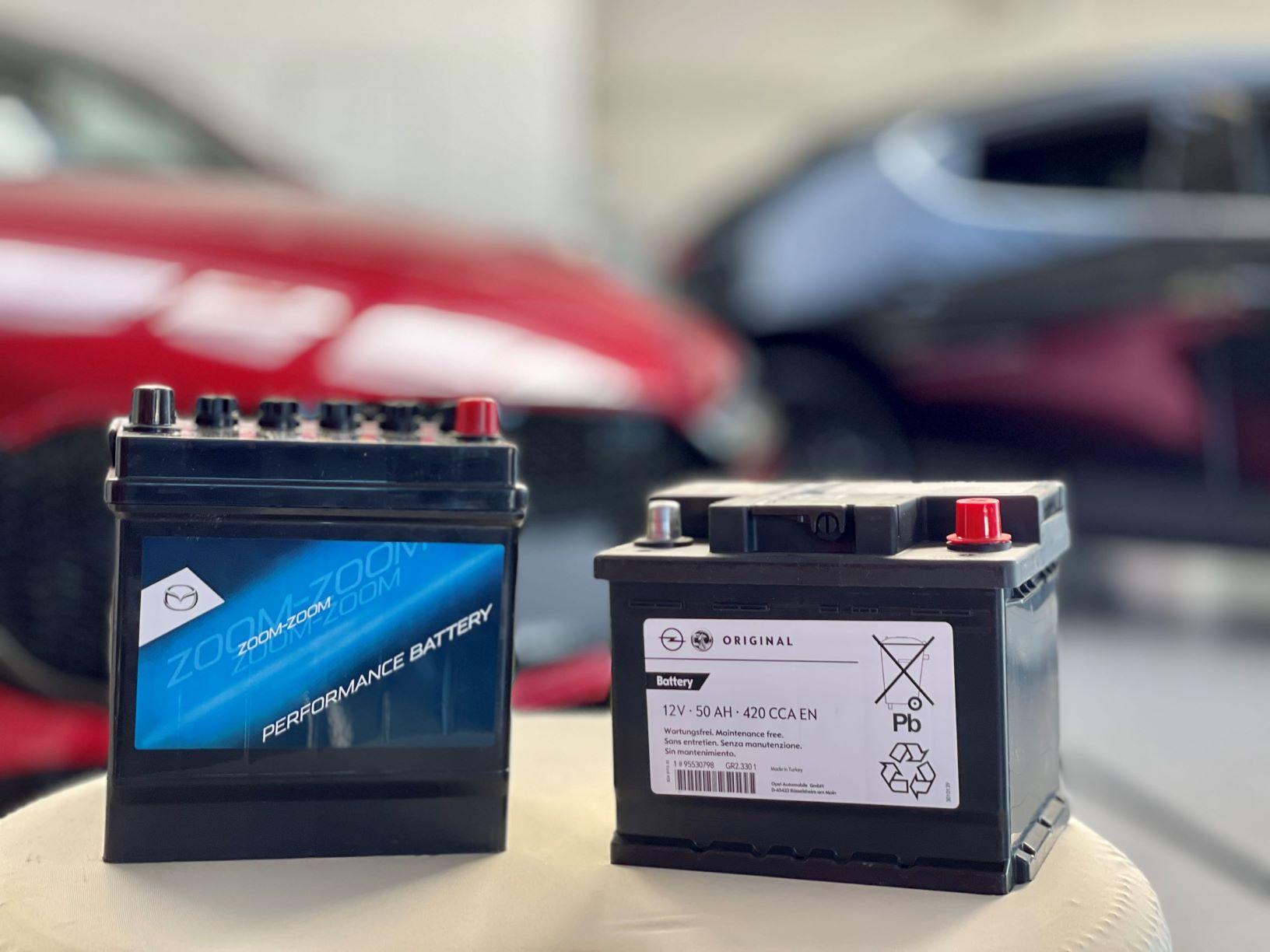Kostenloser Batterie-Check