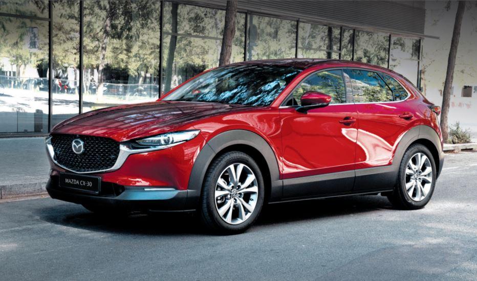 Für die gute Stimmung: Mazda-Mehrwertbonus