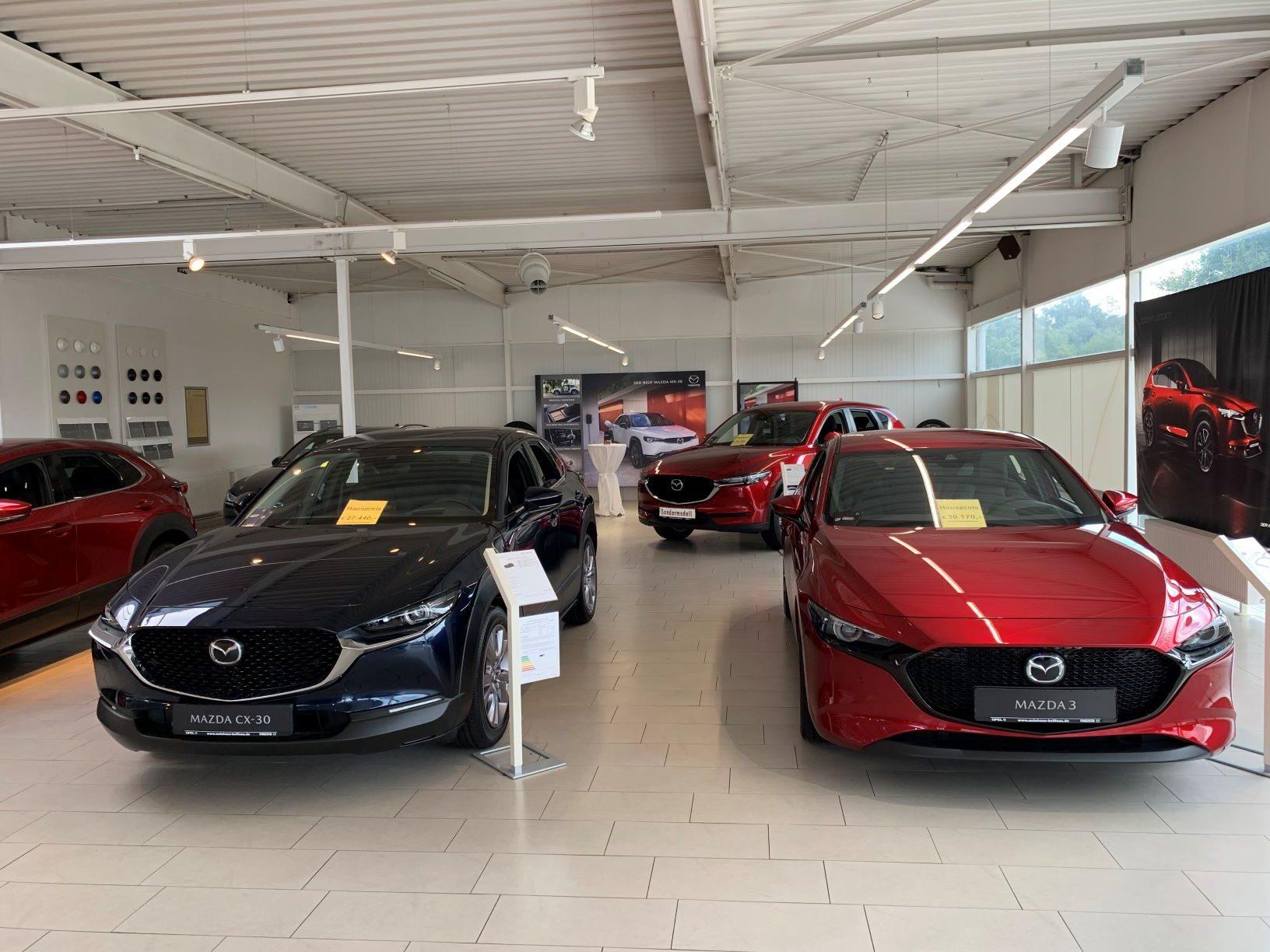 Die Mazda Vorteilswochen vom 17.04. bis zum 30.04.2021