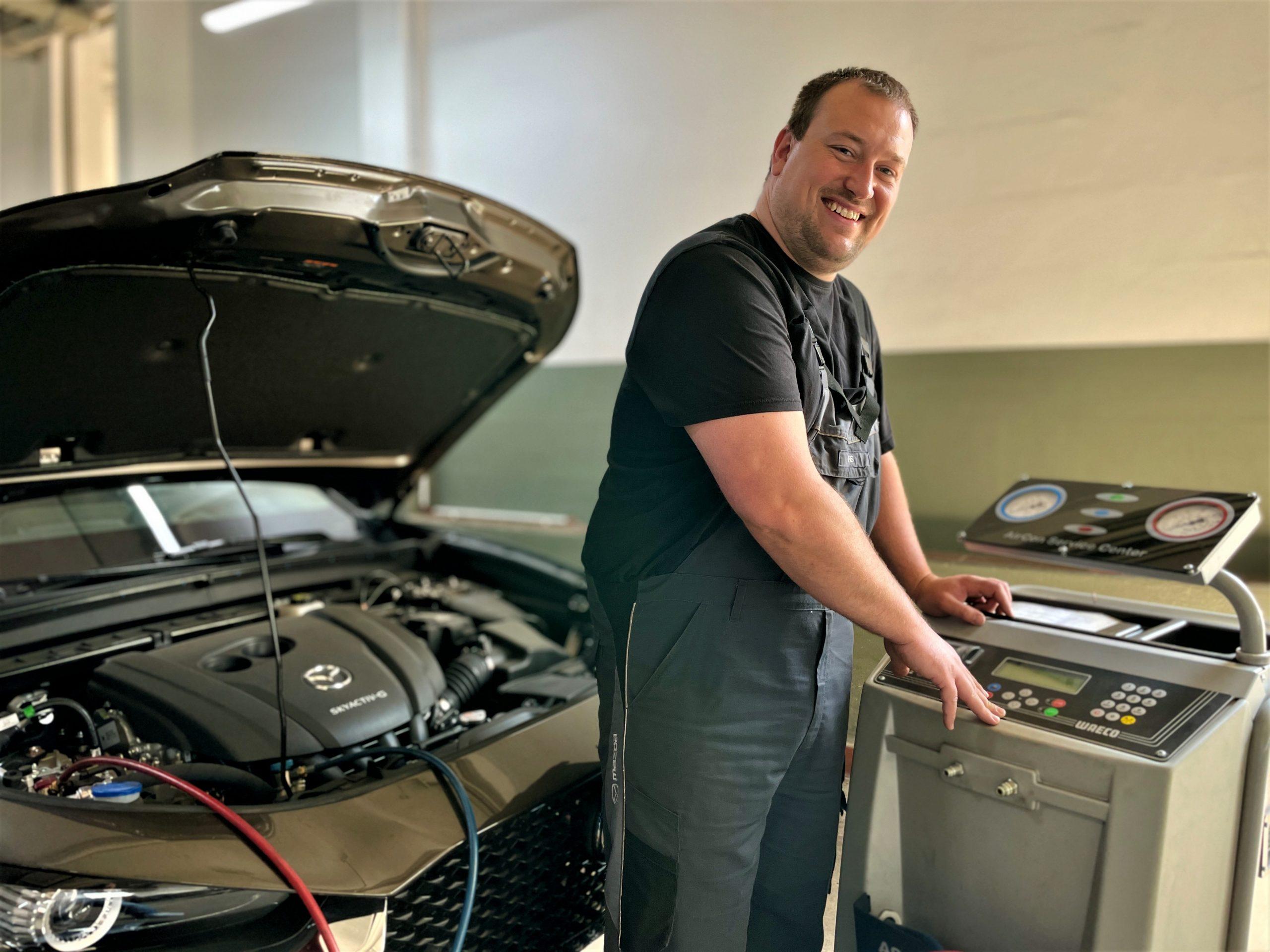 Klimaservice-Angebot: für nur 69 €* machen wir Ihr Auto fit für den heißen Sommer!